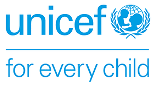united nations childrens fund unicef vector logo