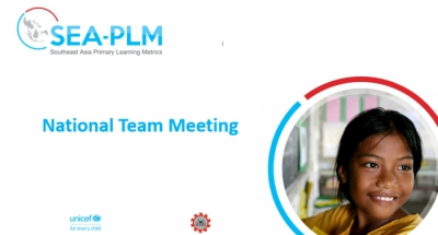 SEA-PLM National Team Meeting