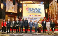 The 4th Strategic Dialogue for the Education Ministers
