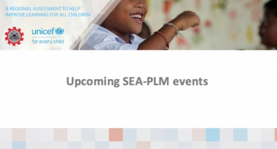 Upcoming SEA-PLM events